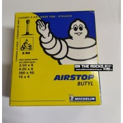 3.50/4.00-8 MICHELIN AIRSTOP BUTYL
