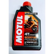 OLEO 4T 10W/30 SCOOTER POWER - MOTUL