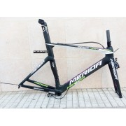 Quadro original MERIDA LAMPRE Modelo REACTO TEAM - 2015