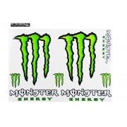 Autocolantes da MONSTER (KIT) - 395