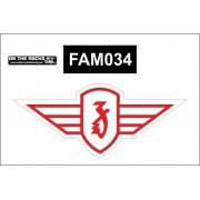 Autocolante FAMEL Logo