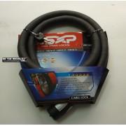 Cadeado SXP Tipo cobra 150cm