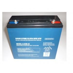 Bateria Gel 12V - 20 Amp.
