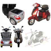 Triciclo - Cadeira de Rodas R3S