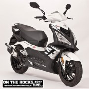 Scooter PEUGEOT -  SPEEDFIGHT 50c 2Tempos