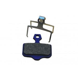 Pastilha de travão DS-44 + SP44