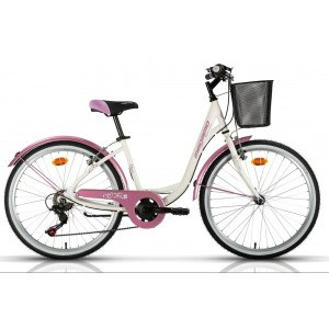 Bicicleta MEGAMO de Menina - roda 24