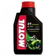 Oleo MOTUL 510 p/ Motores a 2T - TECHNOSYNTHESE